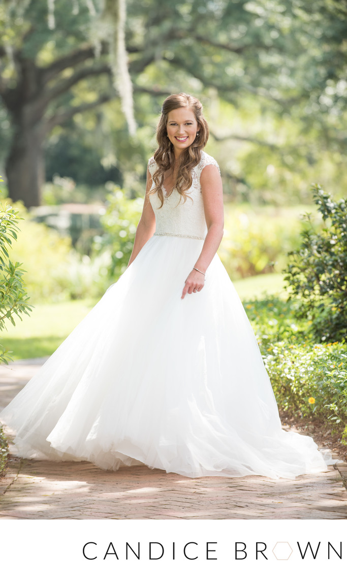 Bridal Portrait Grand Hotel Wedding-Candice Brown Photo