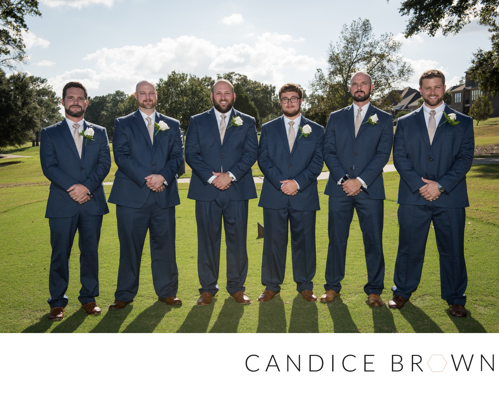 Heron Lakes Country Club Wedding Mobile Alabama