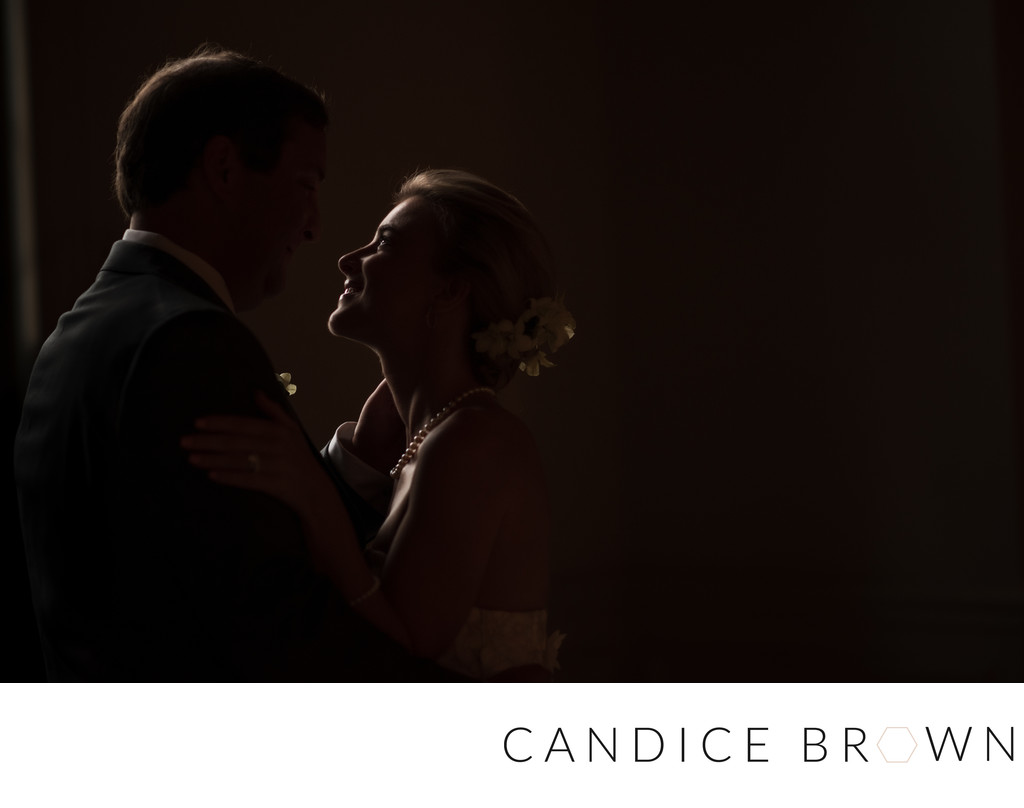 Country Club of Mobile Wedding Photographer