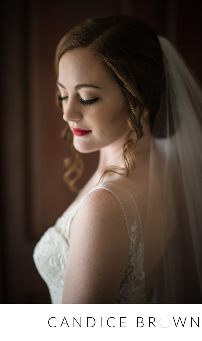 Gulf Coast Bride at Trinity Presbyterian in Fairhope AL