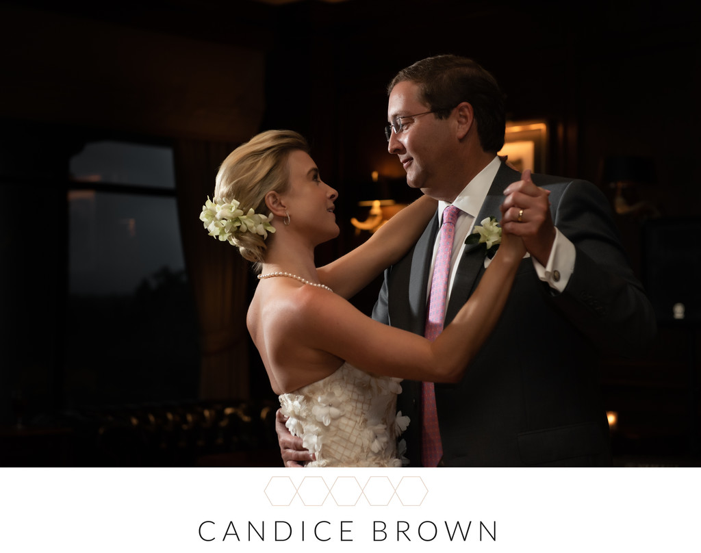 Country Club of Mobile Wedding Photos