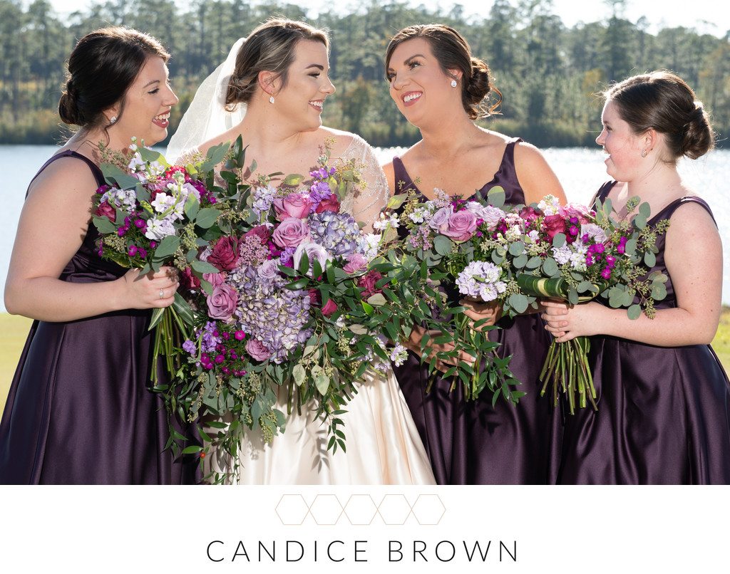 Steelwood Country Club Wedding Mobile Alabama