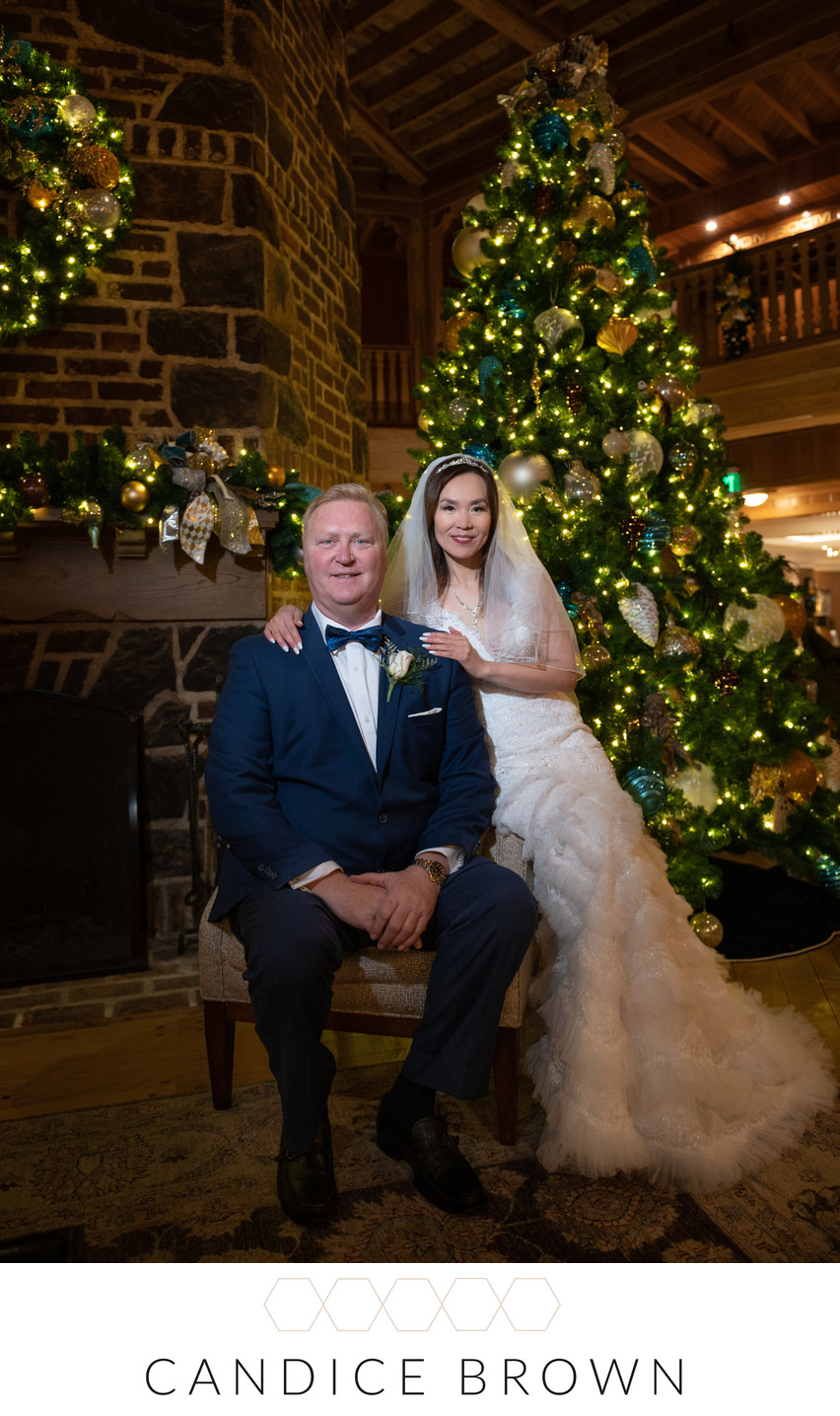 Christmas Wedding The Grand Hotel