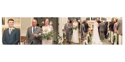 Trinity Presbyterian Church Wedding Photographer