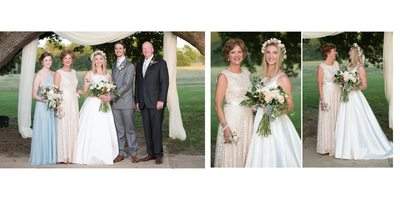 Family Portrait-Oak Hollow Farm Wedding-Fairhope