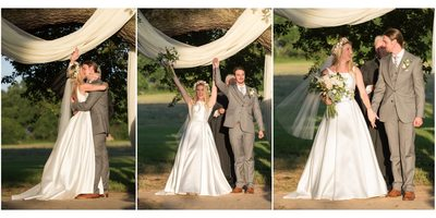 Oak Hollow Farm-Wedding Ceremony-Fairhope Alabama