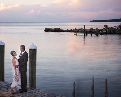 Fairhope Yacht Club Eastern Shore Wedding
