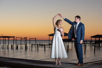 Mobile Bay Wedding Photographer - Candice Brown Photography