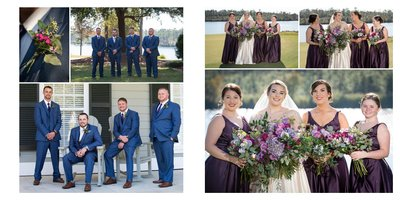 Wedding Pictures Steelwood Country Club
