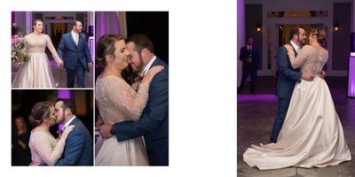 Steelwood Country Club Wedding Social Distancing