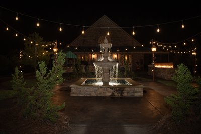 Bella Sera Gardens Courtyard Wedding