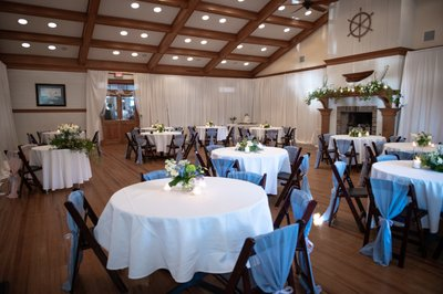 Fairhope Yacht Club Wedding Photos