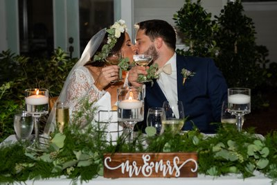 The Fairhope Inn Wedding Photos