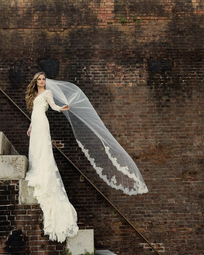 Bridal Portrait-Fairhope Wedding-Candice Brown Photography