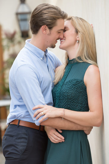 engaged fairhope wedding photographer