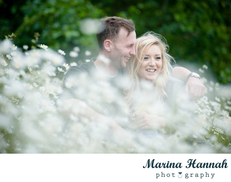 Pre-wedding photos in Severn Valley country park