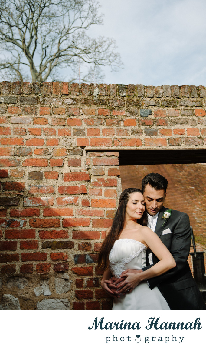 Delbury Hall wedding