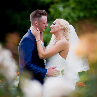 Wedding Photographer for Delbury Hall