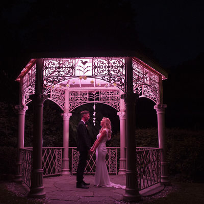 Wedding photographers Ironbridge