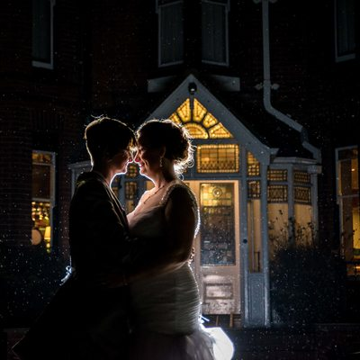 Wedding photographer in Bewdley, Worcestershire