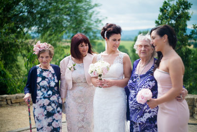 Beautiful wedding in Worcestershire