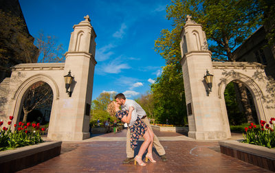 Indianapolis Wedding Photographer Sample Gates Bloomington Indiana