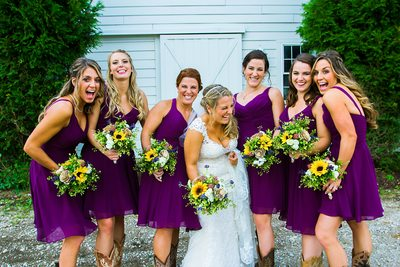 Bridesmaids St Josephs Farms near me