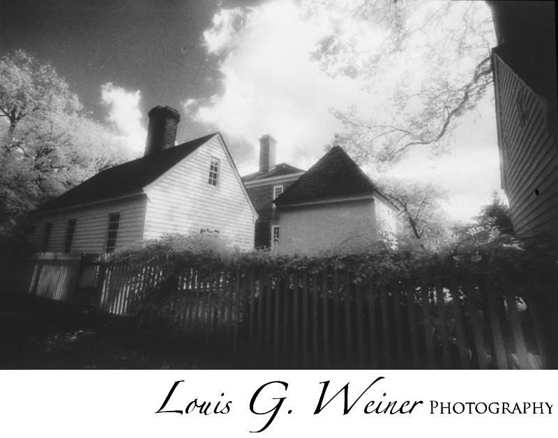 Infrared film Picture in Williamsburg, VA