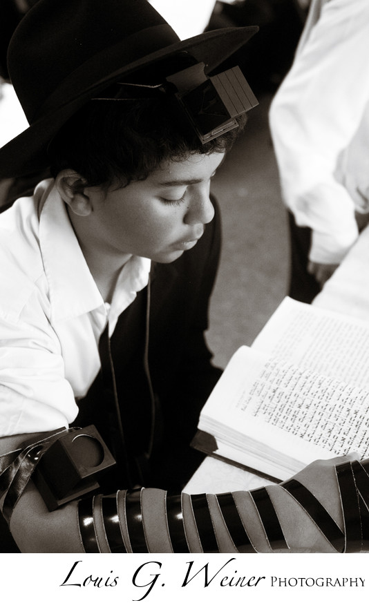 Inland Empire Orthodox Bar Mitzvah Photography