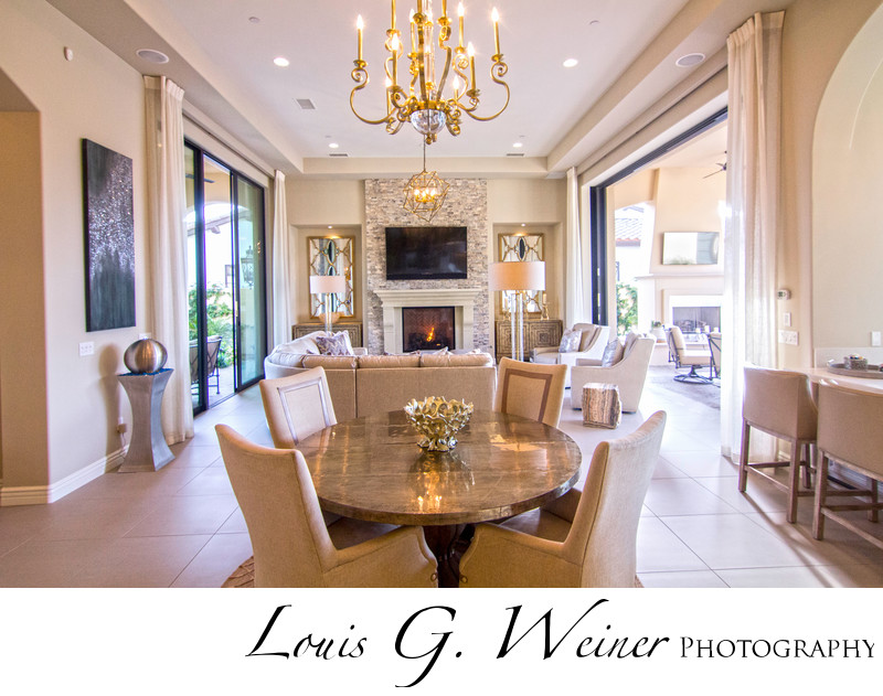 Picture of La Quinta area Interior design by Jan Cregier