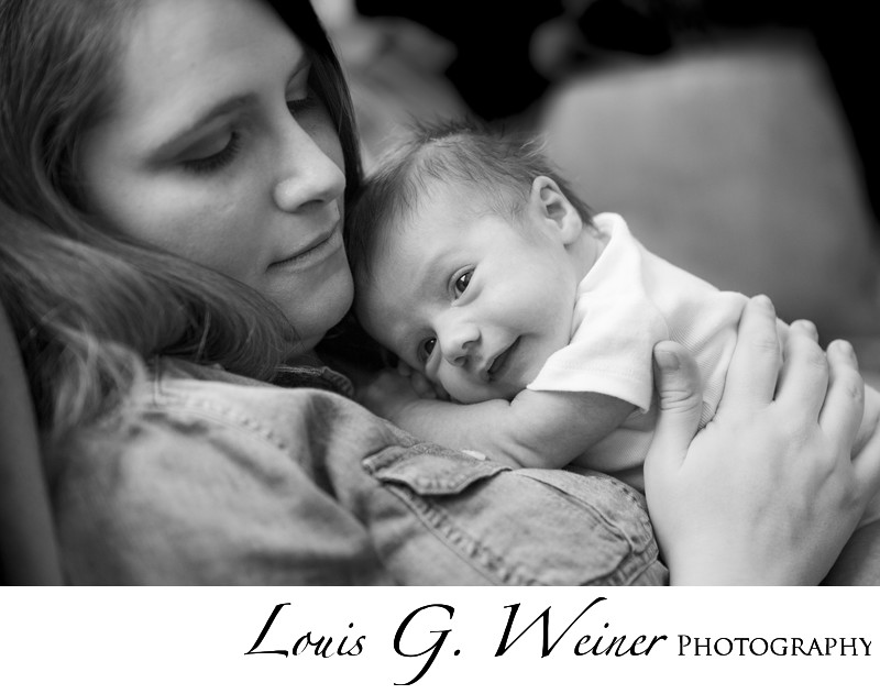 Mother and son and family session, Beaumont California