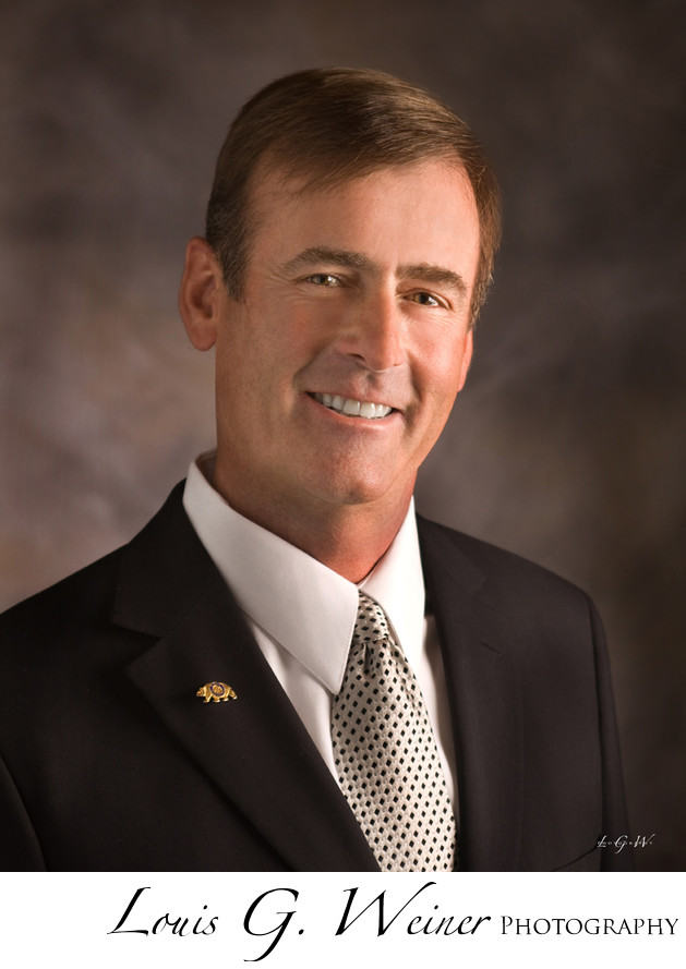 Rick Herrick Former Mayor Big Bear Lake Business portrait
