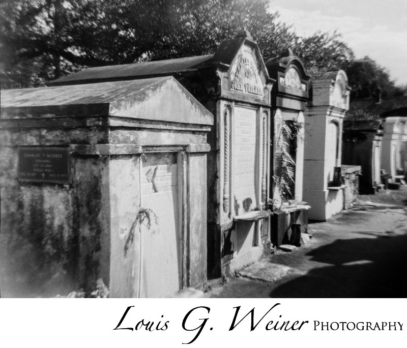 Great New Orleans Grave yard, Lafayette #4