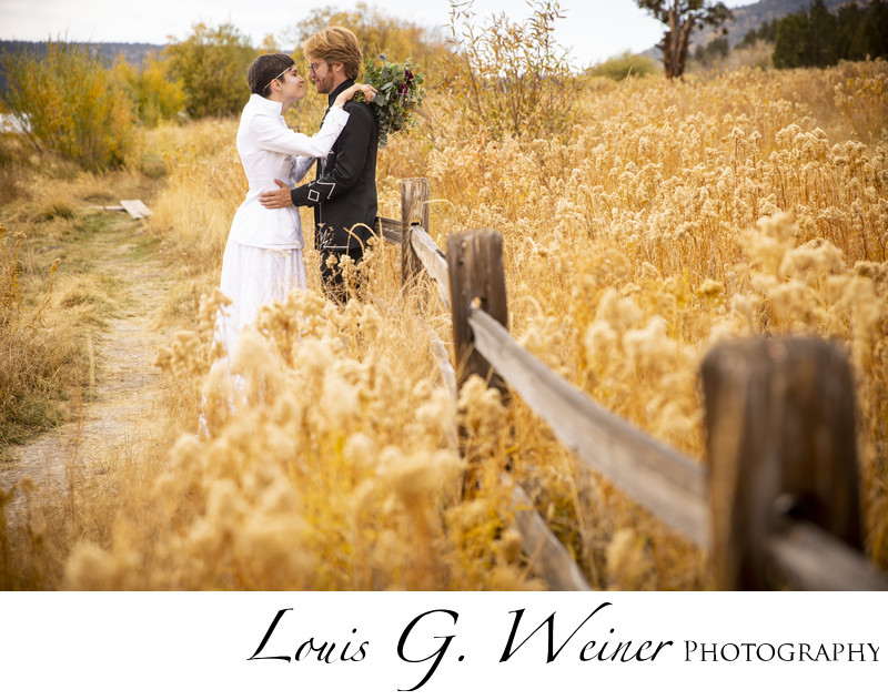 beautiful Juniper point, fall Wedding at Gold Mountain Manor