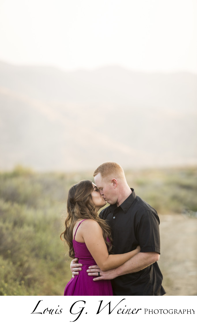 Southern California Wedding / Engagement photo session