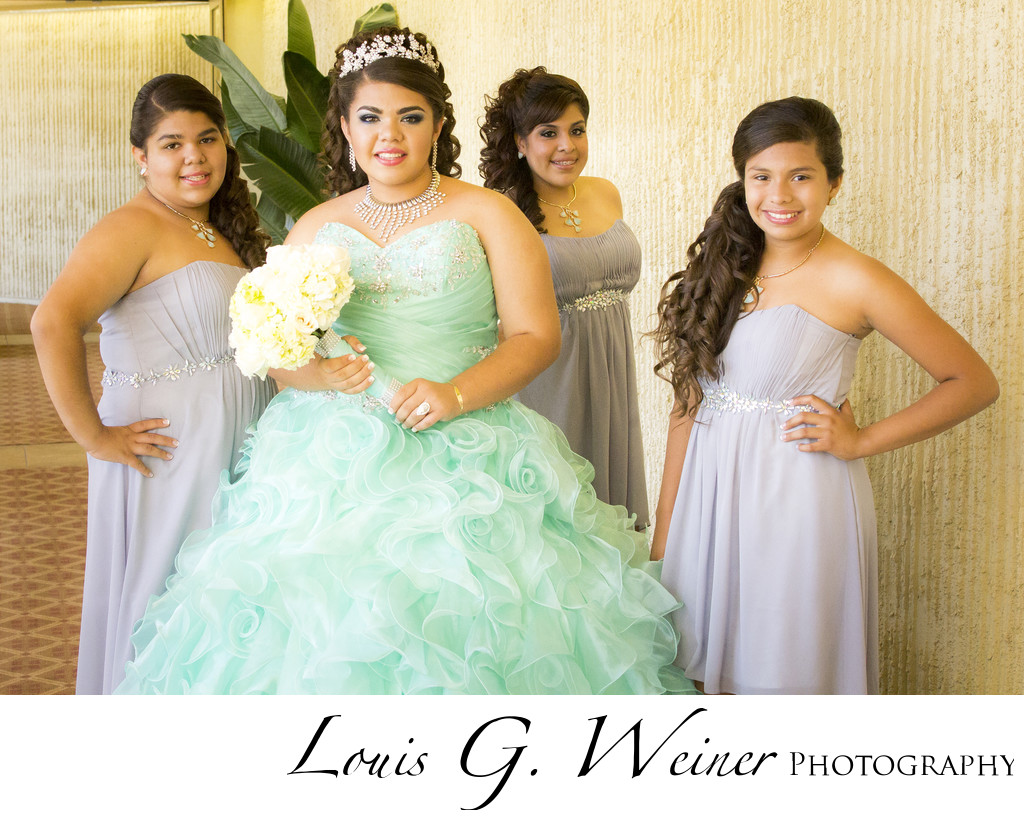 Palm Desert Quinceanera