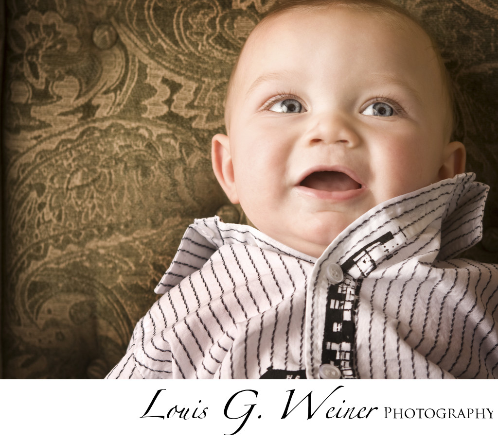 Redlands baby and child photographer Louis G Weiner