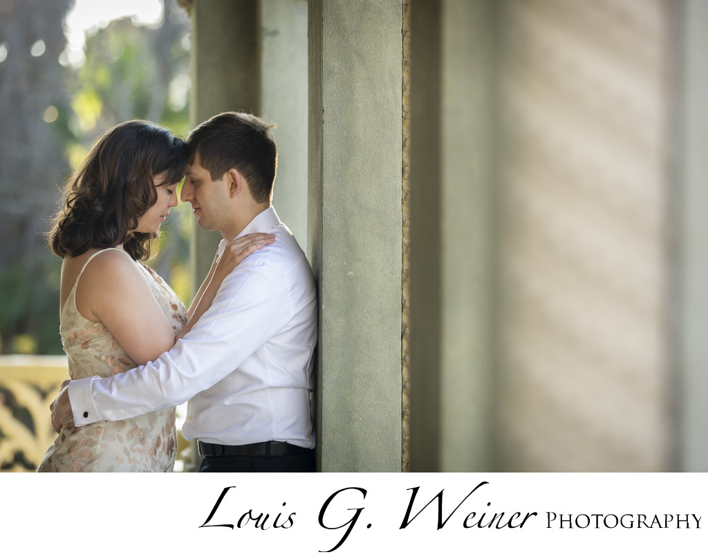 Kimberly Crest, House and garden wedding engagement session