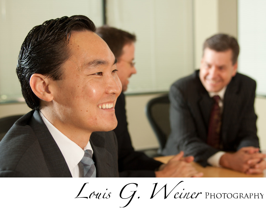 Business Portraits of Lawyer team Rancho Cucamonga Ca