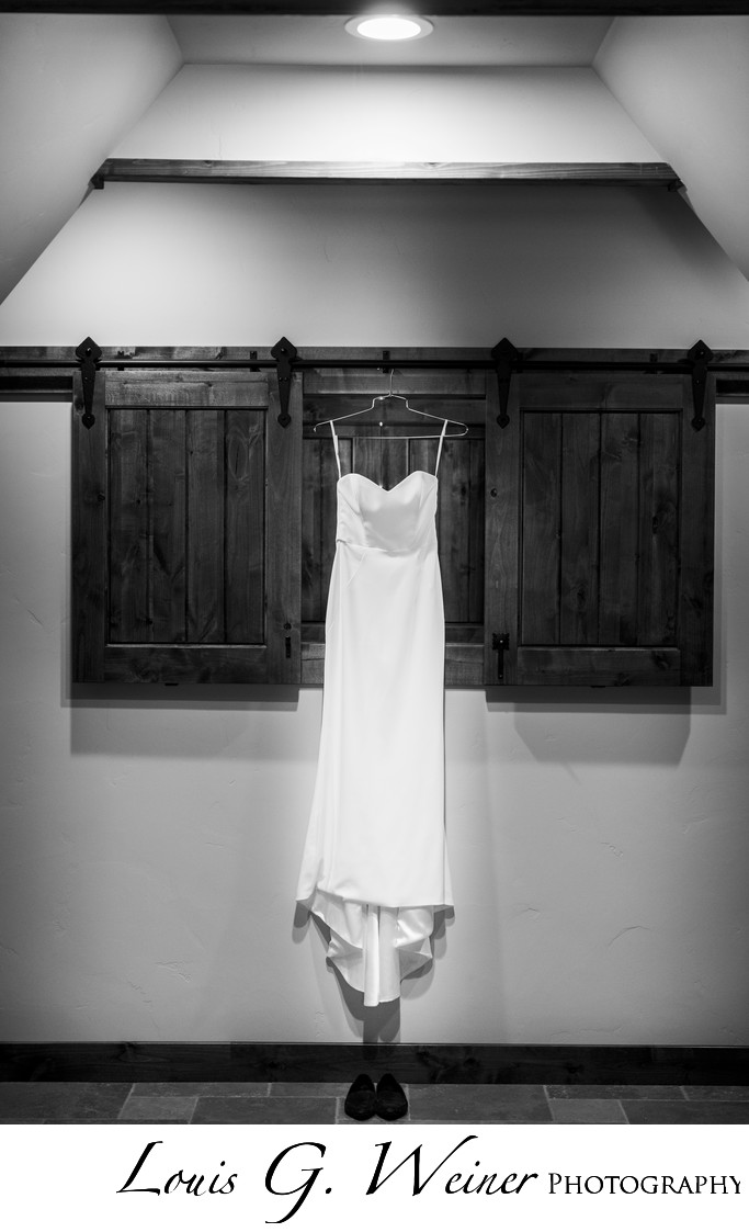 The wedding Dress, simple, Beautiful