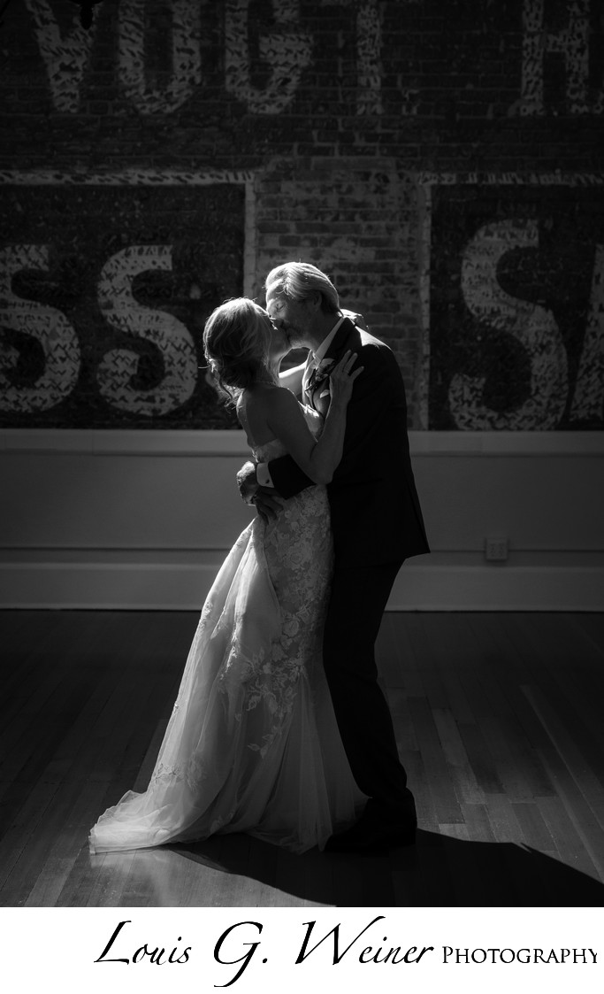 Pure Wedding Romance at the speakeasy in Redlands