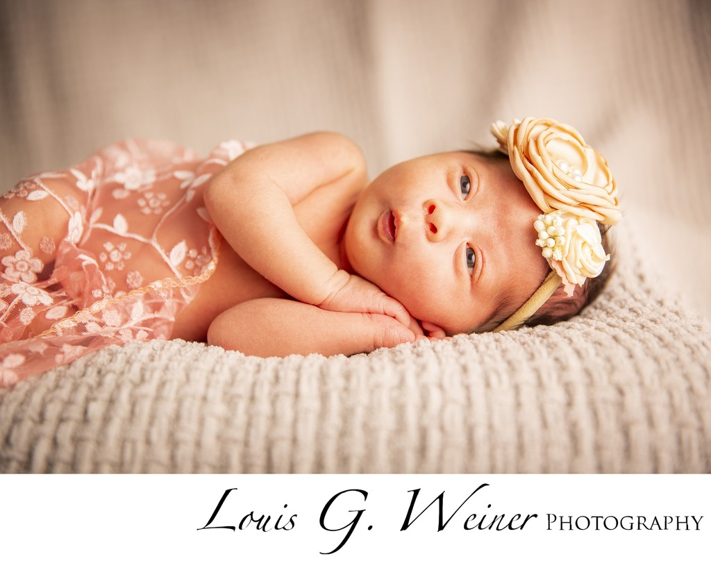 Cutest Newborn girl,  Photography session in Fontana