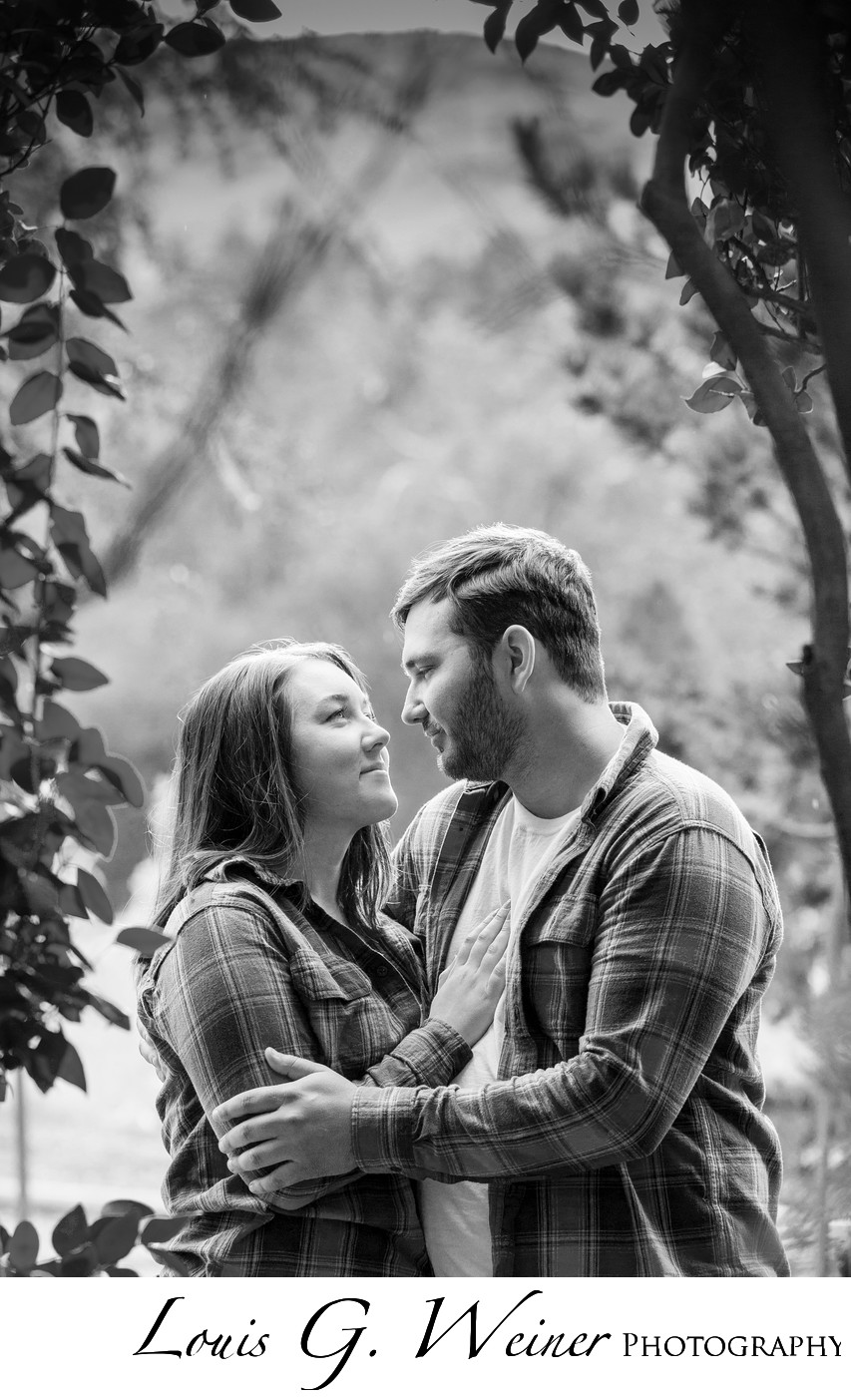 Greenspot Farms Holiday Engagement session