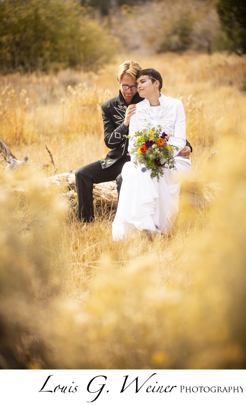 Rustic Wedding at Juniper Point and Gold Mountain Manor