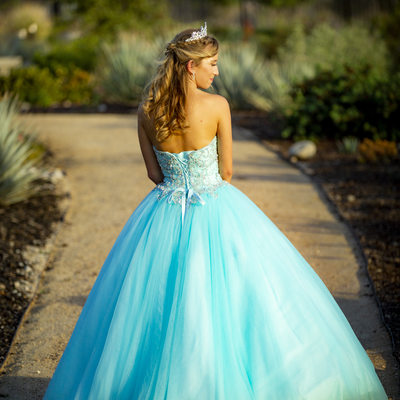 Quinceañera in Redlands