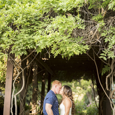 Ryan and Lizzy Engagement session in Prospect Park, CA.