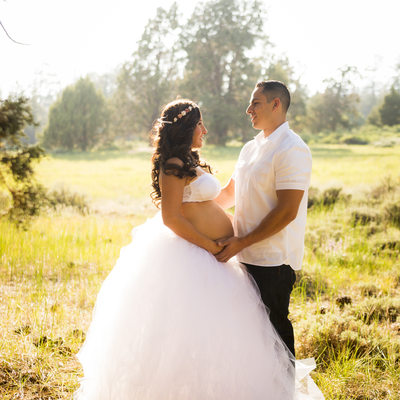 Big Bear Maternity session