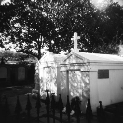 New Orleans Grave Yard, Lafayette #4 I think.