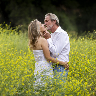 These two make love look easy, Redlands Engagement session