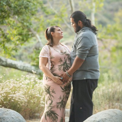 Maternity session at Mentone River